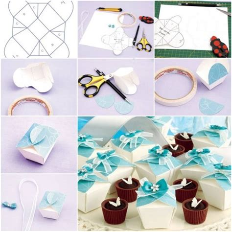 Diy Gift Box Step By Step