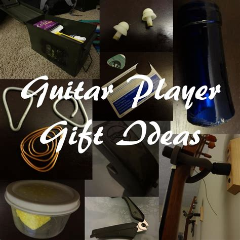 Diy Gift For Guitar Player