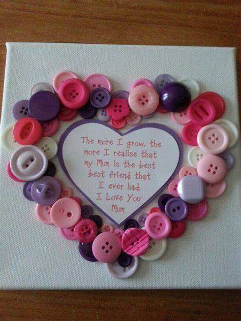 Diy Gifts For Mom On Valentines Day