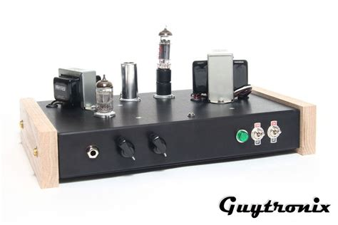 Diy Gilmour Jr Guitar Tube Amp