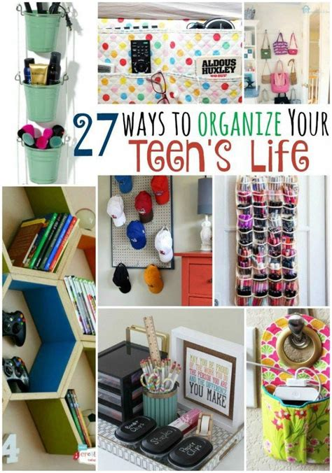 Diy Girl Room Organization