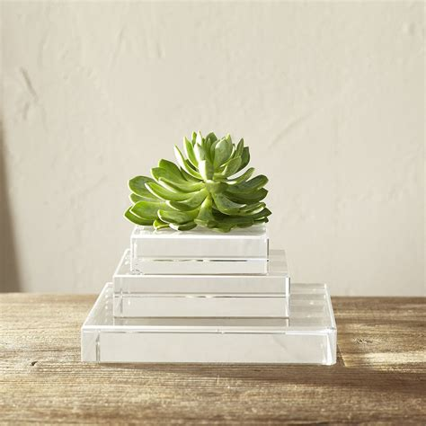 Diy Glass Box Riser