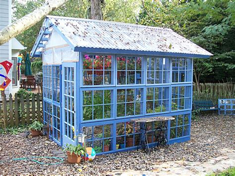 Diy Glass Greenhouse Plans