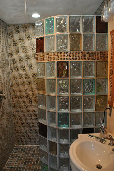 Diy Glass Wall For Shower