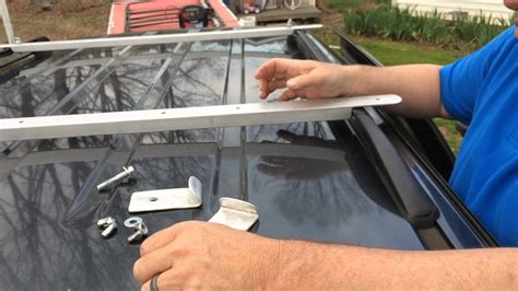 Diy Gmc Envoy Roof Rack Cross Bars