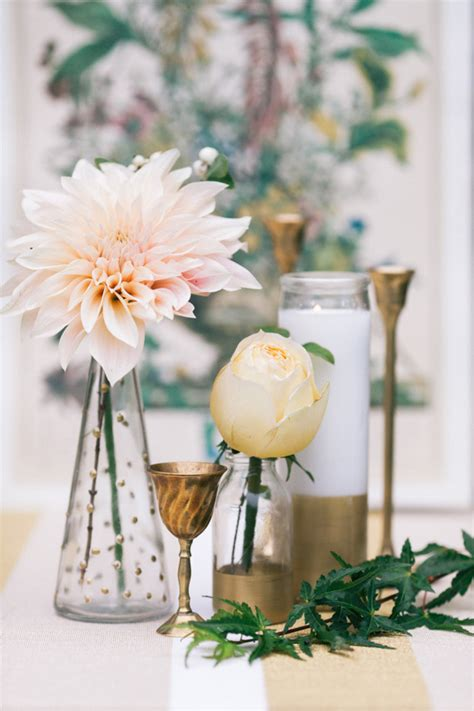 Diy Gold Decor