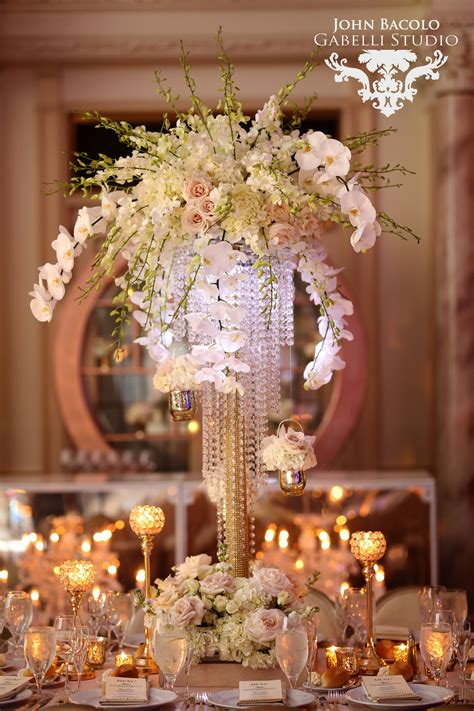Diy Gold Table Decorations