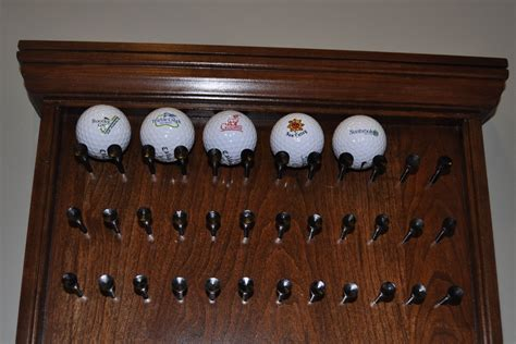 Diy Golf Ball Rack