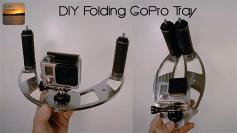 Diy Gopro Tray