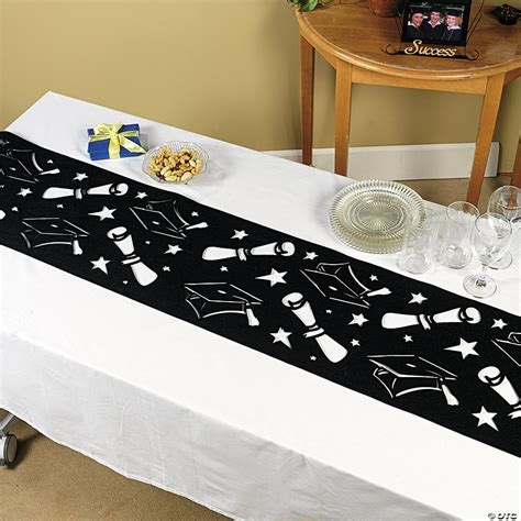Diy Graduation Table Runner