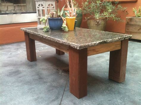 Diy Granite Slab Table Base