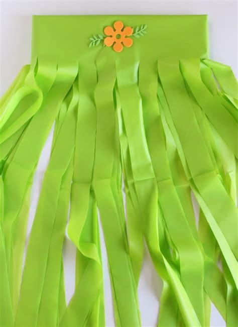 Diy Grass Skirt Tablecloth