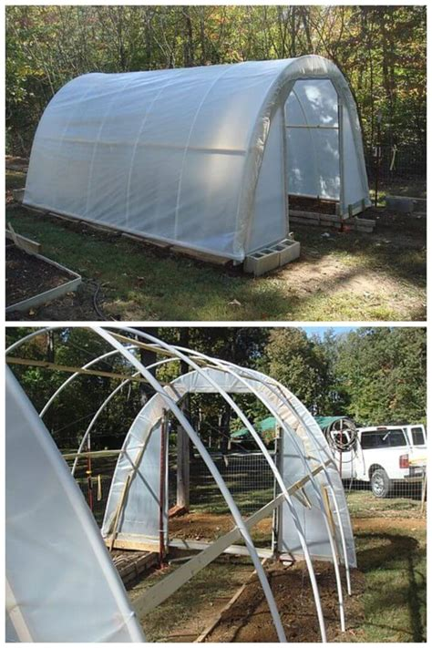 Diy Greenhouse Frame Polycarbonate Tubing