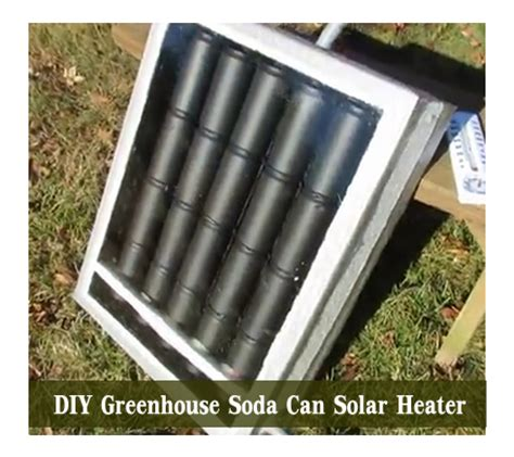 Diy Greenhouse Heater