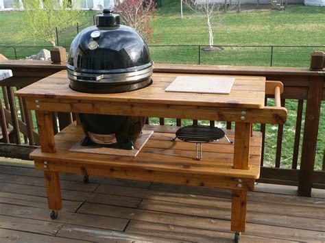 Diy Grill Dome Tables