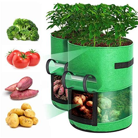 Diy Grow Bags For Vegetables