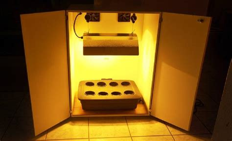 Diy Grow Box Instructions