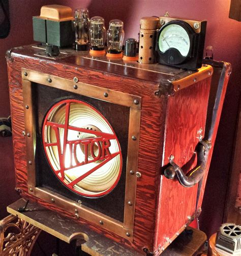 Diy Guitar Amp From Old Radio