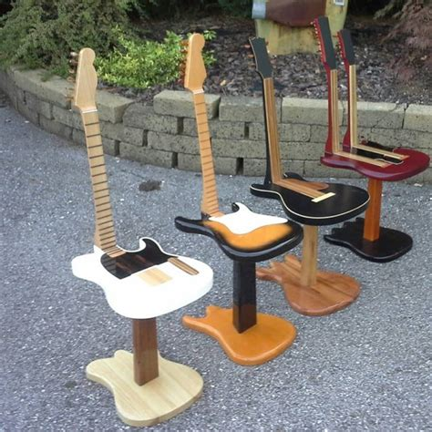 Diy Guitar Chair