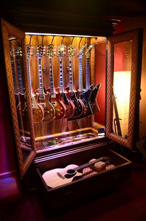 Diy Guitar Display Case