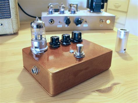 Diy Guitar Effects Pedals