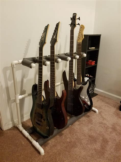 Diy Guitar Stand Instructions