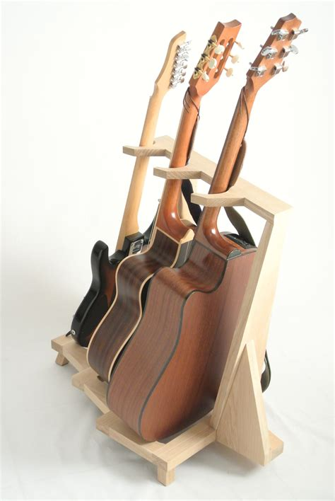 Diy Guitar Stand Pinterest