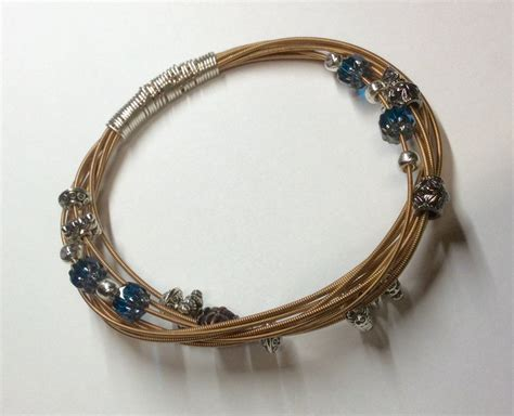 Diy Guitar String Jewelry