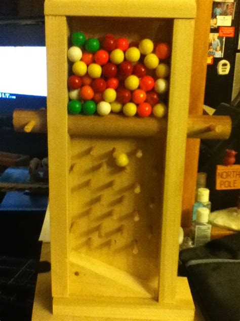 Diy Gumball Machine Plans