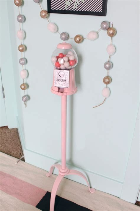 Diy Gumball Machine Stand