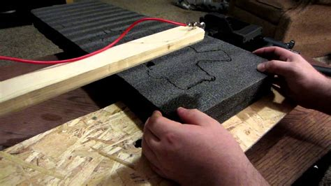 Diy Gun Case Foam Cutter