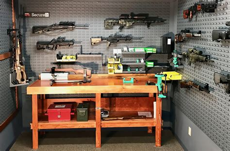 Diy Gun Workbench