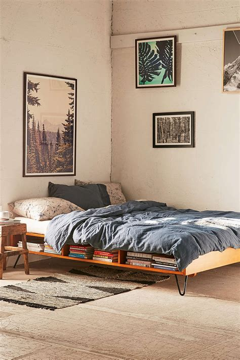Diy Hairpin Legs Bed