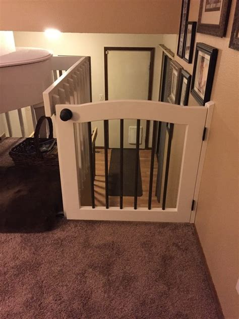 Diy Half Door Baby Gate