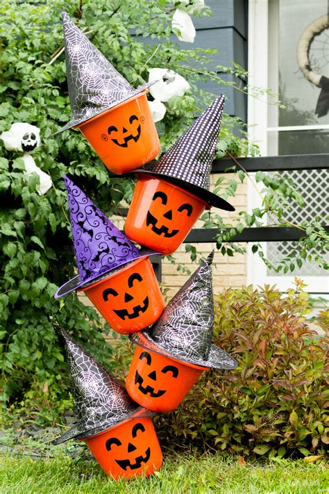 Diy Halloween Yard Stakes