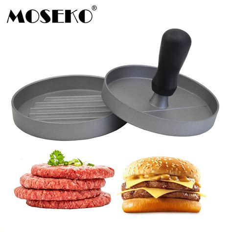 Diy Hamburger Press