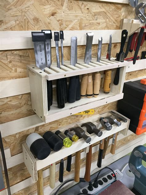 Diy Hammer Storage