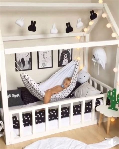 Diy Hammock Bed In The Small Room Video