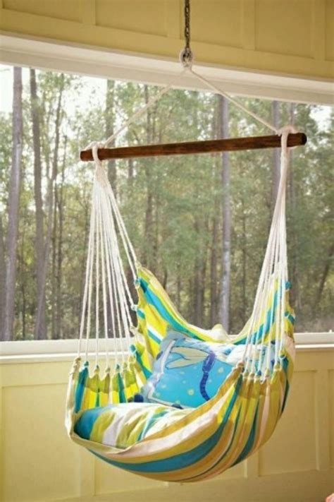 Diy Hammock Chair Indoor