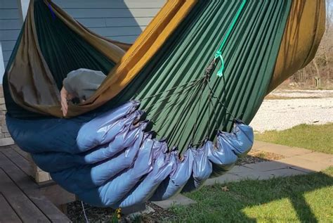 Diy Hammock Underquilt Suspension