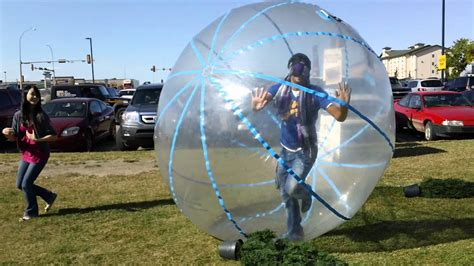 Diy Hamster Ball For Humans