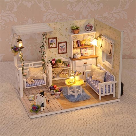 Diy Handmade Dollhouse Furniture