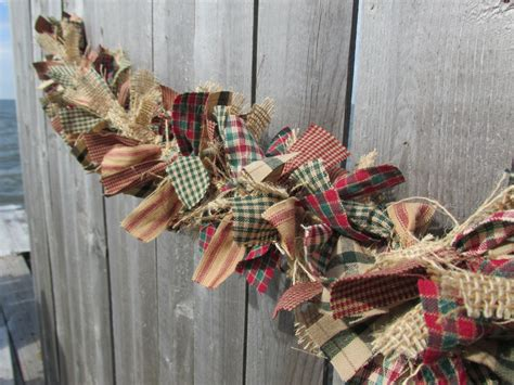 Diy Handmade Fabric Garlands