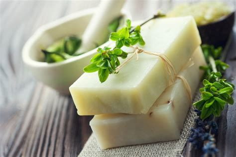 Diy Handmade Natural Soap
