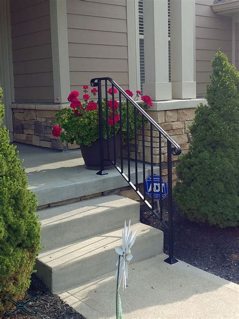 Diy Handrail Outdoor
