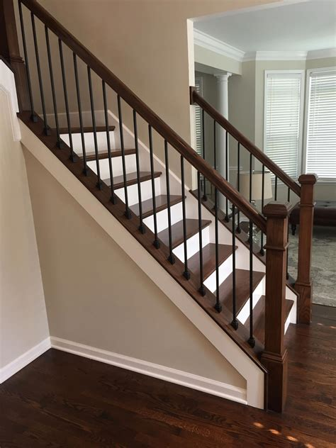 Diy Handrails For Interior Stairs