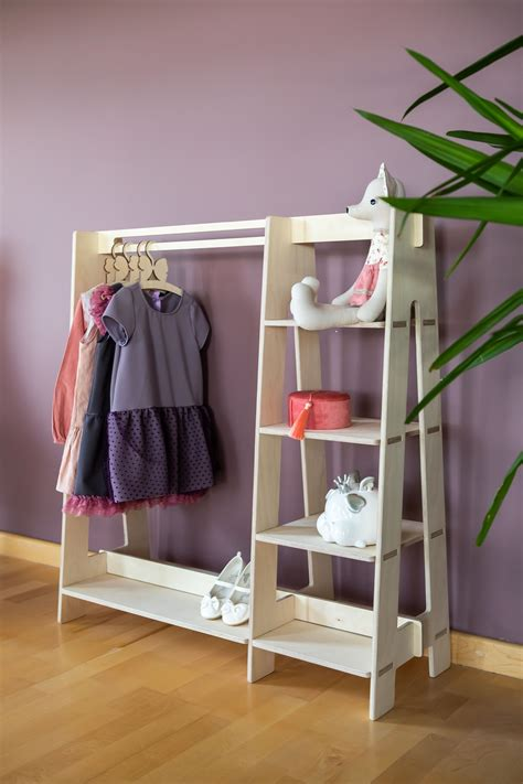 Diy Hanging Clothes Rack Under Canopy Tents