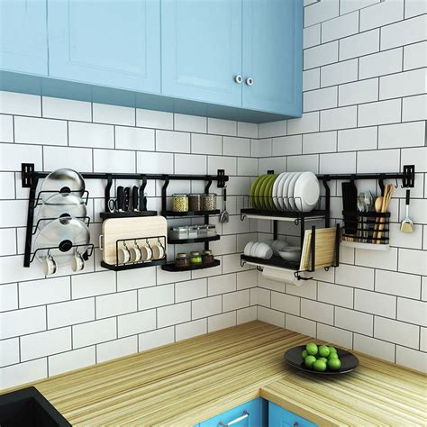 Diy Hanging Dish Rack