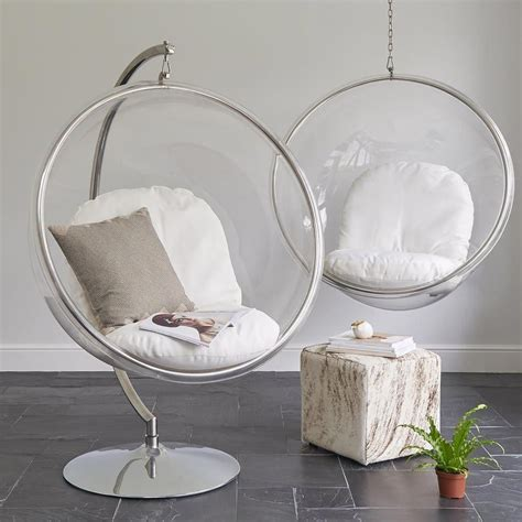 Diy Hanging Indoor Bubble Chair