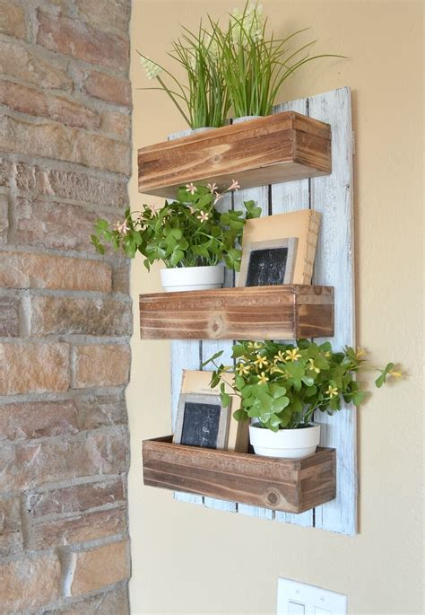 Diy Hanging Planter Box